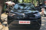 Cần bán lại xe Toyota RAV4 năm sản xuất 2017, màu đen như mới giá 1 tỷ 750 tr tại Đà Nẵng