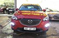 Bán Mazda CX 5 2.0 AT năm 2015, màu đỏ giá 735 triệu tại Hà Nội