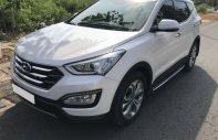 Cần bán xe Hyundai Santa Fe 2017 màu bạc 2.4 tự động, máy xăng giá 1 tỷ 30 tr tại Tp.HCM