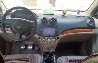 Cần bán lại xe Daewoo Gentra SX 1.5 MT 2010, màu đen giá 205 triệu tại Vĩnh Phúc