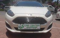 Bán ô tô Ford Fiesta Trend 1.5 AT đời 2014, màu trắng chính chủ giá 390 triệu tại Hà Nội