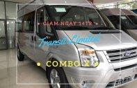 Cần bán xe Ford Transit Limited Combo X 2018, màu bạc, giá tốt giá 865 triệu tại Tp.HCM