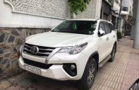 Cần bán gấp Toyota Fortuner 2.4G 4x2 MT sản xuất 2017, màu trắng, nhập khẩu nguyên chiếc giá 1 tỷ 100 tr tại Tp.HCM