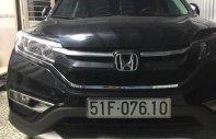 Cần tiền gấp bán xe Honda CR V đời 2015, màu đen, giá chỉ 850 triệu giá 850 triệu tại Tp.HCM