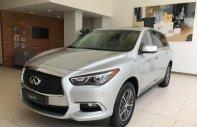 Cần bán xe Infiniti QX60 màu bạc, nhập khẩu chính hãng giá 3 tỷ 99 tr tại Hà Nội