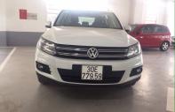 Bán Volkswagen Tiguan 2.0AT, sản xuất năm 2016 giá 1 tỷ 180 tr tại Hà Nội