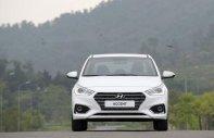 Bán ô tô Hyundai Accent 2018, màu trắng giá cạnh tranh giá 425 triệu tại Hà Nội
