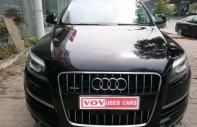 Cần bán xe Audi Q7 AT đời 2009, màu đen, nhập khẩu nguyên chiếc chính chủ giá 1 tỷ 220 tr tại Hà Nội