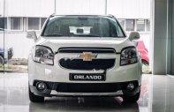 Cần bán xe Chevrolet Orlando LT 1.8 đời 2018, màu trắng, giá tốt giá 579 triệu tại Hà Nội
