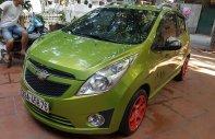Bán xe Chevrolet Spark sản xuất 2011, màu xanh lục giá 255 triệu tại Hà Nội