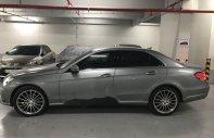 Cần bán lại xe Mercedes E200 sản xuất năm 2014, màu bạc, nhập khẩu giá 1 tỷ 250 tr tại Tp.HCM