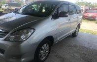 Cần bán gấp Toyota Innova G năm sản xuất 2010, màu bạc giá 435 triệu tại Hà Nội