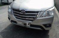 Bán ô tô Toyota Innova đời 2014, màu bạc, cá nhân giá 555 triệu tại Tp.HCM