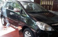 Cần bán xe Toyota Innova đời 2007, màu đen giá 332 triệu tại Thái Bình