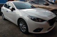 Cần bán xe Mazda 3 Sedan 2016 màu trắng cực đẹp giá 625 triệu tại Tp.HCM