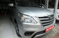 Bán Toyota Innova 2.0E đời 2015, màu bạc số sàn giá 625 triệu tại Hà Nội