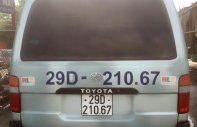 Cần bán xe Toyota Hiace 2002, màu xanh giá 100 triệu tại Hà Nội