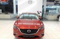 Bán Mazda 6 sản xuất 2018, màu đỏ giá 819 triệu tại Thái Nguyên