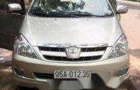 Chính chủ bán xe Toyota Innova G đời 2006, màu vàng giá 339 triệu tại Hậu Giang