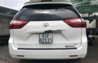Cần bán Toyota Sienna LE 3.5 sản xuất 2014, màu trắng giá Giá thỏa thuận tại Tp.HCM