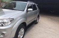 cần bán Xe Fortuner G 2011 máy dầu màu bạc giá 645 triệu tại Tp.HCM