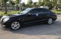 Cần bán lại xe Mercedes E250 CGI sản xuất năm 2010, màu đen, giá 800tr giá 800 triệu tại Hà Nội