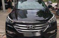 Cần bán Hyundai Santa Fe 2.2L 4WD năm 2016, màu đen, giá tốt giá 1 tỷ 80 tr tại Hà Nội