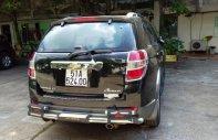 Cần bán gấp Chevrolet Captiva LT 2.4 MT năm 2009, màu đen giá 300 triệu tại Tp.HCM