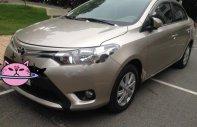 Cần bán xe Toyota Vios 1.5E sản xuất năm 2016, màu vàng giá 476 triệu tại Hà Nội