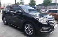 Cần bán xe Hyundai Santa Fe 2.2L 4WD năm 2016, màu đen giá 1 tỷ 68 tr tại Hà Nội