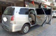 Cần bán xe Toyota Innova đời 2009, màu bạc giá 340 triệu tại Đà Nẵng