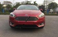 Bán Ford Focus Titanium 1.5L sản xuất 2018, màu đỏ giá 740 triệu tại Hà Nội