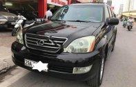 Bán Lexus GX 470 năm 2007, màu đen, xe nhập số tự động giá 1 tỷ 360 tr tại Hà Nội