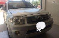 Bán ô tô Toyota Fortuner đời 2010, màu bạc, giá tốt giá 585 triệu tại Hà Tĩnh