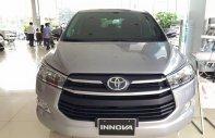 Bán Toyota Innova 2.0G 2018 màu bạc - Hỗ trợ trả góp 90%, bảo hành chính hãng 3 năm/Hotline: 0898.16.8118 giá 817 triệu tại Hà Nội