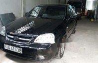 Bán Daewoo Lacetti đời 2009, màu đen  giá 240 triệu tại Tp.HCM