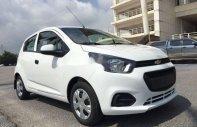 Cần bán lại xe Chevrolet Spark 2018, màu trắng giá 267 triệu tại Bắc Ninh