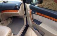 Cần bán gấp Daewoo Gentra sản xuất 2008, màu đen, 219tr giá 219 triệu tại Hải Phòng