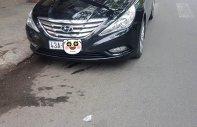 Cần bán gấp Hyundai Sonata TC đời 2011, màu đen, nhập khẩu nguyên chiếc chính chủ giá 550 triệu tại Đà Nẵng