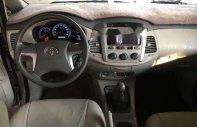 Cần bán lại xe Toyota Innova sản xuất năm 2016, màu bạc số sàn, giá 625tr giá 625 triệu tại Tp.HCM