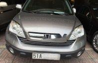 Cần bán Honda CR V năm 2009, màu bạc, giá chỉ 545 triệu giá 545 triệu tại Tp.HCM