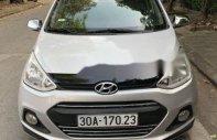 Cần bán Hyundai Grand i10 năm sản xuất 2014, màu bạc chính chủ, giá chỉ 280 triệu giá 280 triệu tại Hà Nội
