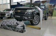 Cần bán xe Chevrolet Colorado High Country 2.8L 4x4 AT năm 2018, màu đen, nhập khẩu, giá 789tr giá 789 triệu tại Hà Nội