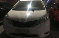 Bán xe Toyota Sienna năm sản xuất 2011, màu trắng   giá 1 tỷ 250 tr tại Tp.HCM