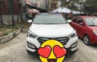 Bán xe Hyundai Santa Fe 2.4L đời 2015, màu trắng, giá 946tr giá 946 triệu tại Hà Nội