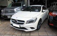 Cần bán xe Mercedes CLA 200 năm 2014, màu trắng, nhập khẩu giá 1 tỷ 280 tr tại Tp.HCM