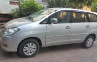 Cần bán Toyota Innova G năm sản xuất 2011, màu bạc xe gia đình, 475tr giá 475 triệu tại Hà Nội