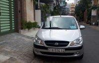 Chính chủ bán ô tô Hyundai Getz đời 2009, màu bạc giá 245 triệu tại Tp.HCM