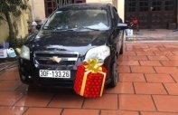 Cần bán xe Daewoo Gentra SX 1.5 MT 2009, màu đen xe gia đình, giá chỉ 168 triệu giá 168 triệu tại Hà Nội