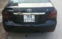Cần bán xe Toyota Vios E năm 2009, màu đen, 290 triệu giá 290 triệu tại Thanh Hóa